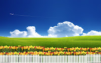 Fresh Summer Digital HD Desktop Wallpaper