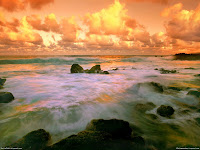 Beaches Coasts Ocean Desktop HD Wallpaper
