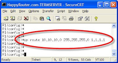 Static routes in the cisco ios all about networking once these routes are configured you can use the show ip route command to see the routing table greentooth Images