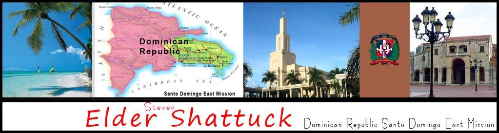 Elder Steven Shattuck