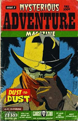 Mysterious Adventure Magazine #3