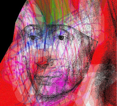 Hans Memling Old Wona in Technicolor