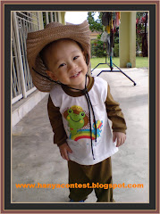 1st Prize ~Cutest Baby With Hat^Mamaeja&JJC