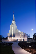The Vancouver B.C. Temple