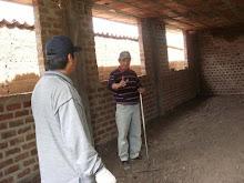 PERU:  Raking the Gravel