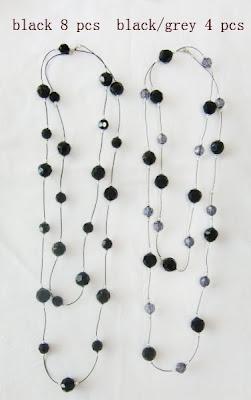 Black And White Fashion Jewellery Photos