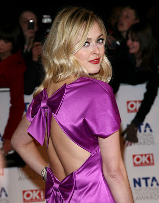 Fearne Cotton is Silky Photos