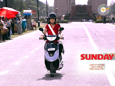 Sunday Movie Wallpaper