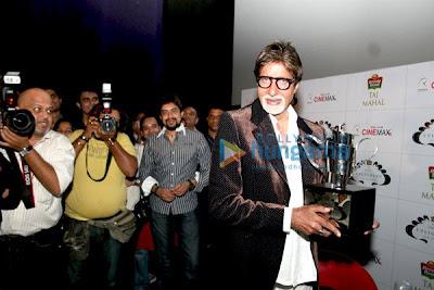 Amitabh Bachchan won The 'Taj Tareef' Award photo