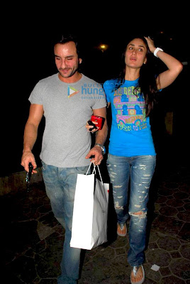 Saif and Kareena attend special screening of Love Sex Aur Dhokha image