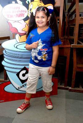 Diana Hayden at Tom N Jerry's birthday image
