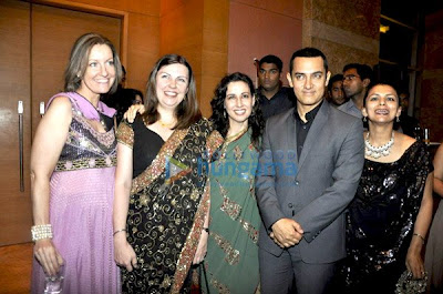 Aamir, Anil and Kangna grace Haiti Earthquake Fundraiser Auction