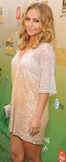 Hayden Panettiere @ 2009 Spike TV's Guys Choice Awards
