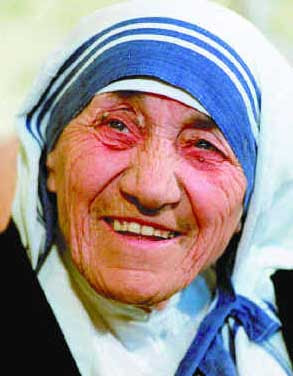 Esteem for Mother Teresa, Mother Teresa's 99th birthday observed