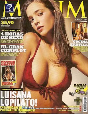 Luisana Lopilato photo