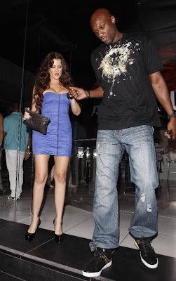 Khloe Kardashian Wedding Pictures:Lamar Odom Marriage Photos