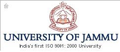 jammu university, jk results