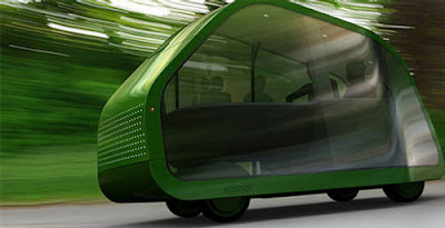 The Driverless Car, Concept 2040