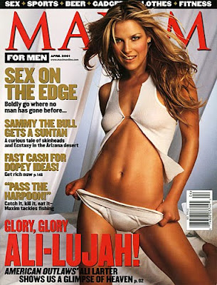 Maxim magazine & Hollywood Actress photo