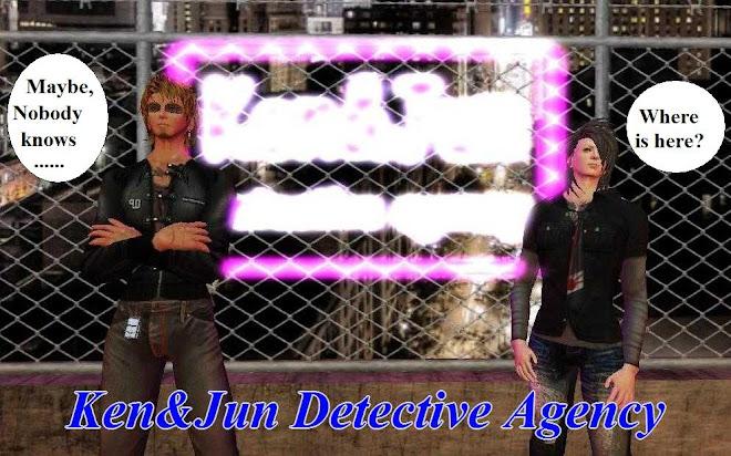 Ken&Jun Detective Agency