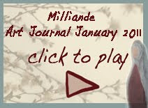 Milliande January Art Journal