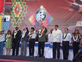 CLAUSURA DE LA CMPCC EN COCHABAMBA