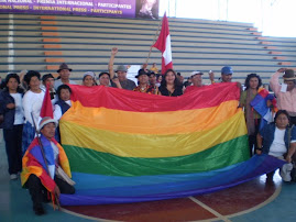 DELEGACION PERUANA EN TIQUIPAYA