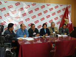 CONFERENCIA DE PRENSA DE LA CGTP