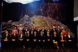MINISTROS DE EDUCACIÓN APEC LIMA