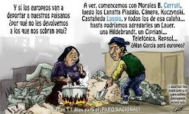 SOLIDARIDAD CON CARICATURISTA PERUANO, CABE DEBE VOLVER A LA PRIMERA