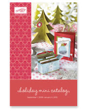 Stampin' Up! Holiday Mini