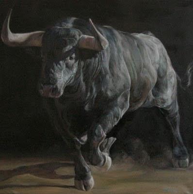 Arte do toureio arte taurina - Dessin de toro ...