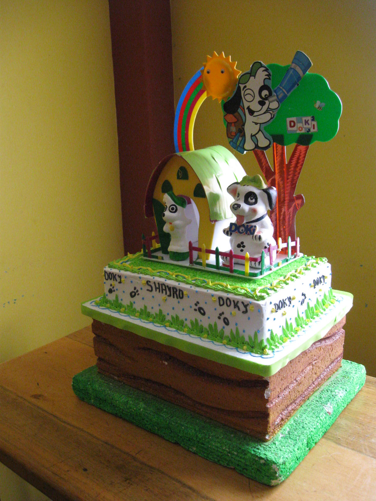 Download Tortas De Rosita Torta Infantil Do