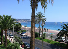 Our Apartment on the Promenade des Anglais in the centre of Nice France
