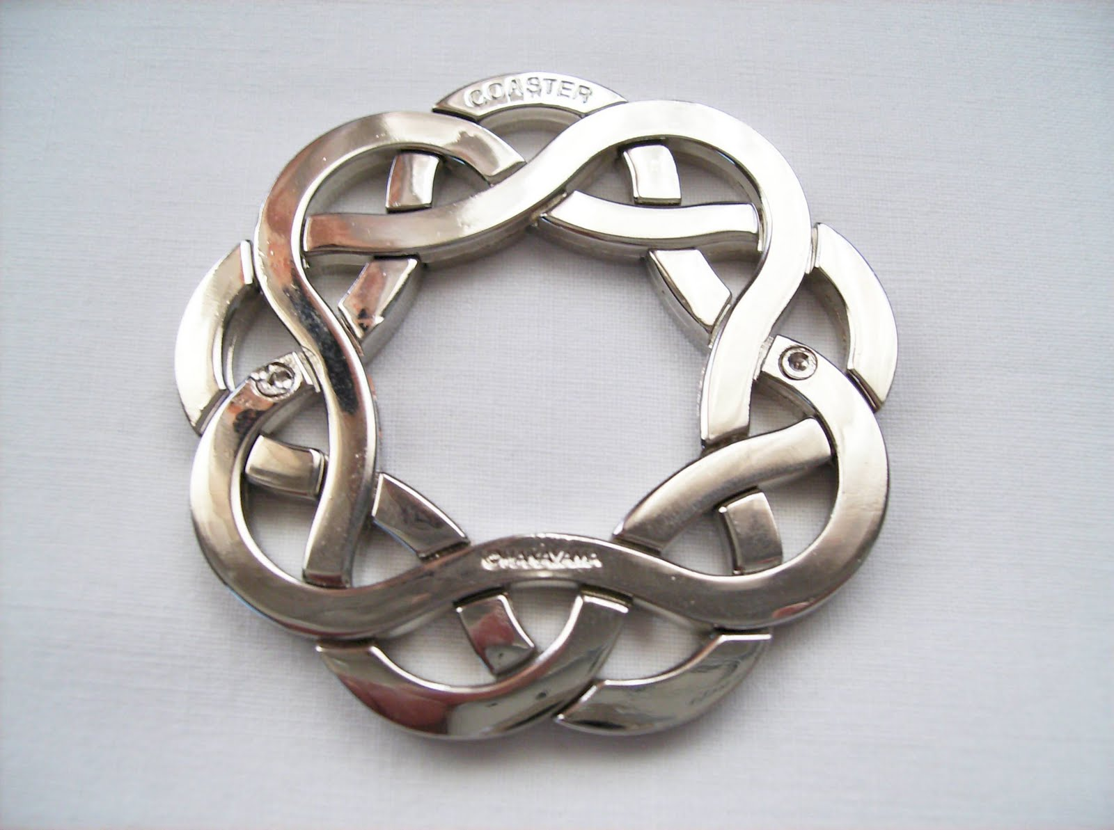Hanayama Ring  Puzzle Solution