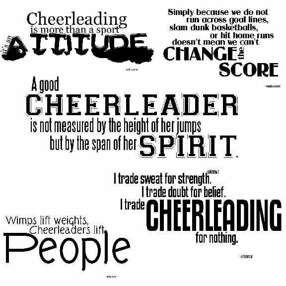 Cheerleading: May 2010