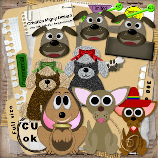 CU Animals-Dogs (miguy design) Miguy_Design_Animal_Dogs_Preview