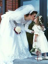 I was a 90's Bride...