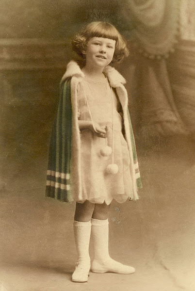 Dorothy, age 5