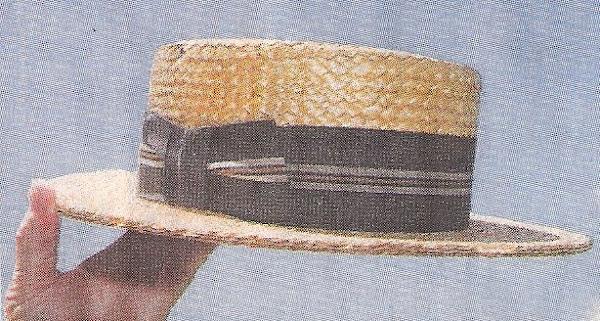 Granddaddy's hat!