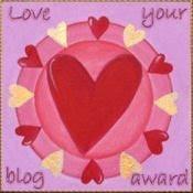 Award gekregen van Corine van Thuis.