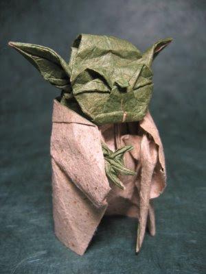 origami humedo