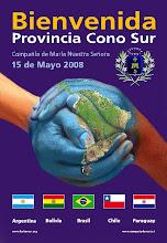 Inicio Provincia Cono Sur 2008