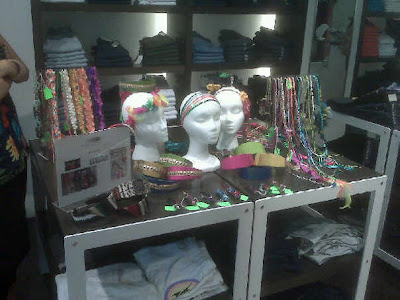 stella hair accessories trunk show