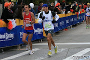 New York City Marathon 2008