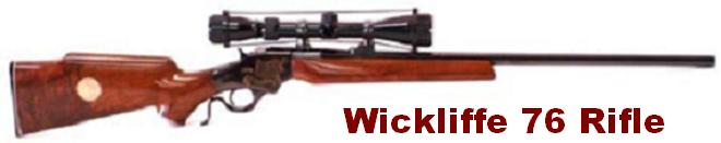 Wickliffe 76 Rifle