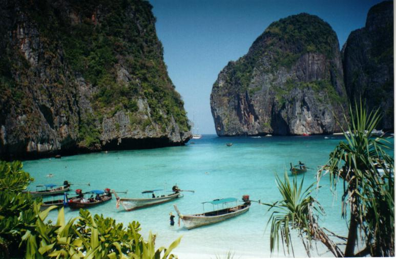 Best beaches near Bangkok