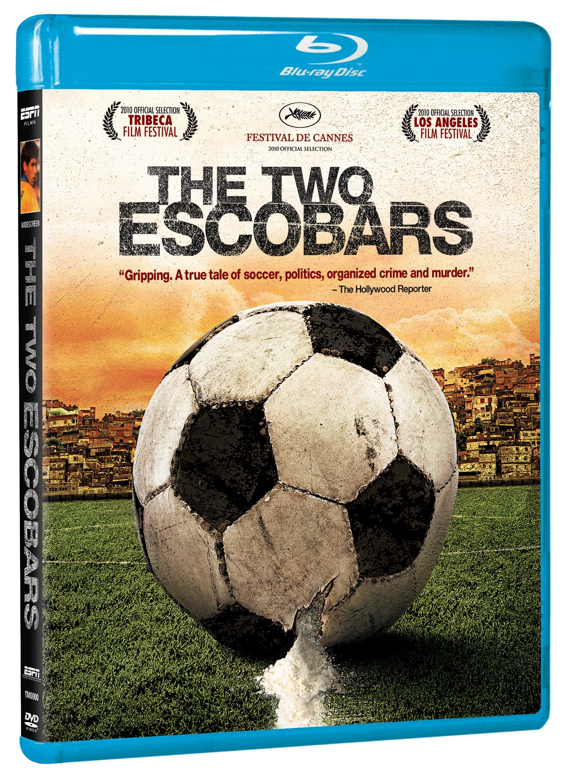 "ESPN's 30 for 30 Doc, ""The Two Escobars"" Comes Out On DVD in"