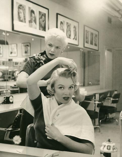 vintage scientist hairstyles