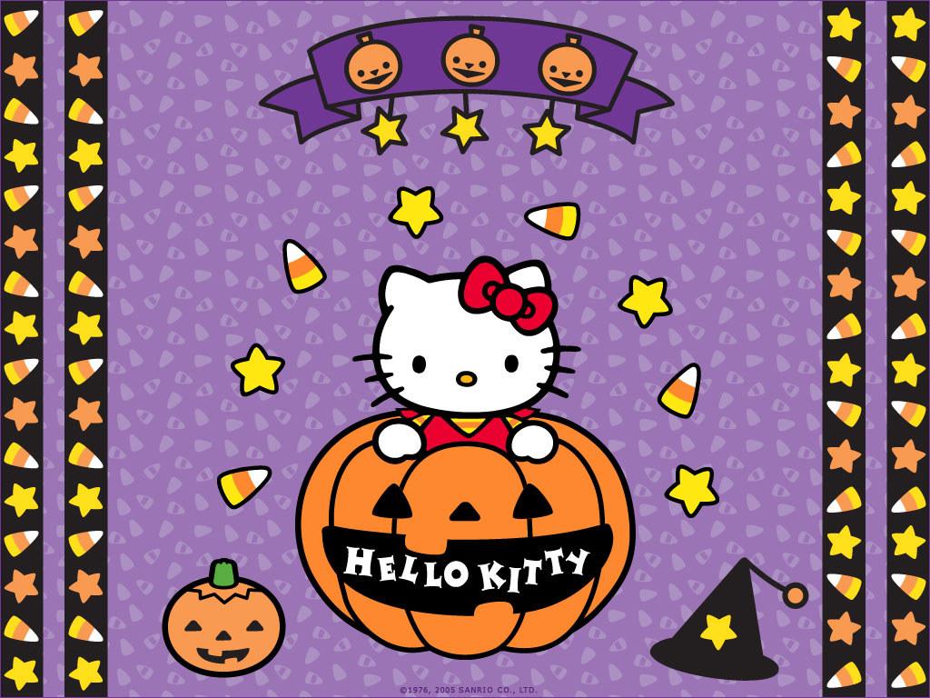 Hello kitty heaven happy hello kitty halloween - Hello kitty halloween ...